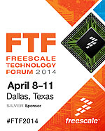 Timesys is a Silver Sponsor of Freescale Technology Forum