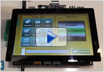 view Atmel Smart Refrigerator Embedded World video