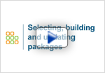 view selecting building and updating embedded Linux packages demo