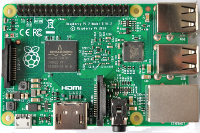 embedded Linux software development solution for Broadcom 2836 processor based Raspberry Pi 2