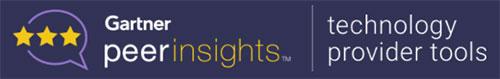 Leave us a review on Gartner Peer Insights