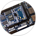 Embedded Linux software, services and security for Microchip Atmel SAMA5D3 series MCU