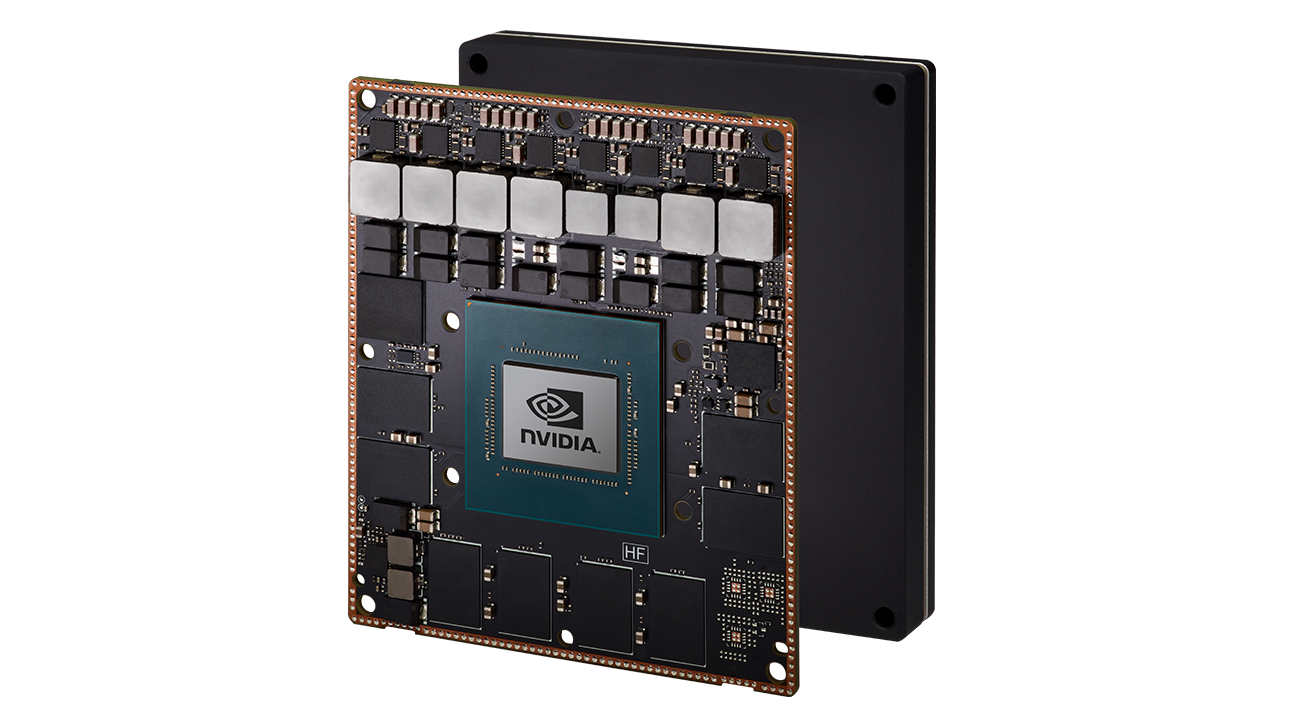 embedded Linux security solutions for NVIDIA® Jetson™ AGX Xavier